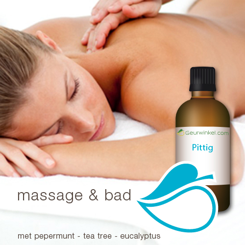 massageolie pittig
