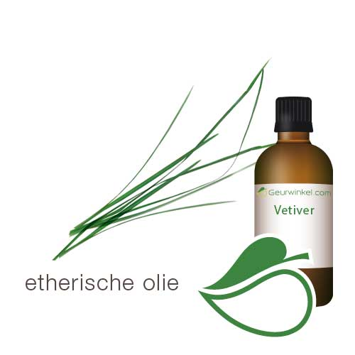| Vetiver etherische olie