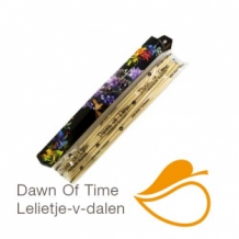 Dawn of time wierook Lelietje van Dalen