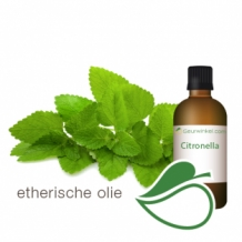 citronella etherische olie