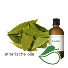 Laurier etherische olie