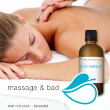 massageolie dromenland