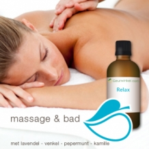 massageolie relax