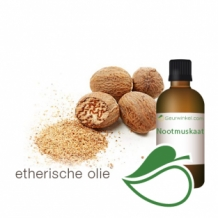 | Nootmuskaat etherische olie