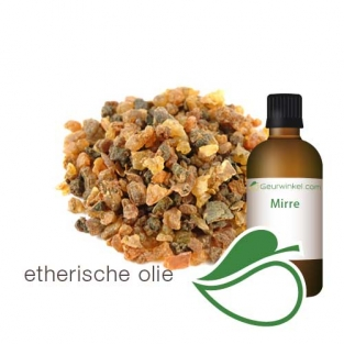 Mirre etherische olie